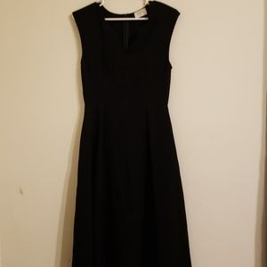 *5 for $18* Black Knee Length Everyly Dress
